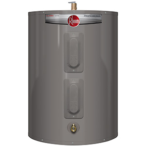 Rheem 38 Gallon Low-Boy Electric Water Heater
