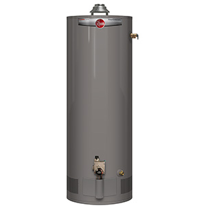 Rheem 29 Gallon Tall Gas Water Heater 32,000 Btu