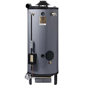 Rheem 100 Gallon 199,900 Btu Commercial Gas Water Heater