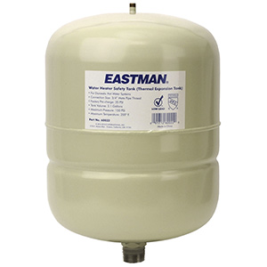 2-Gallon Water Heater Thermal Expansion Tank