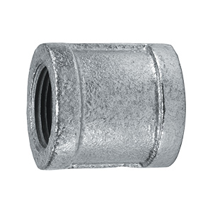 Galvanized Coupling 3/4""