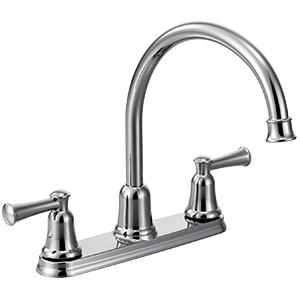 CFG Capstone Chrome Kitchen Faucet