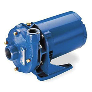 Gould 1/2 HP Cast Iron Centrifugal Pump
