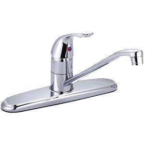 Banner Chrome Kitchen Faucet