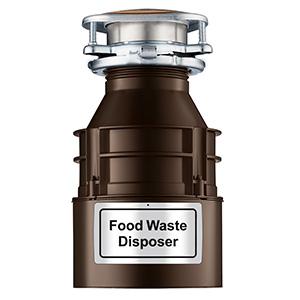 FWD-1 Garbage Disposer 1/3 HP
