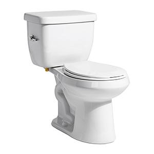 Niagara Ecologic 1.28 GPF White Flapperless Complete Toilet