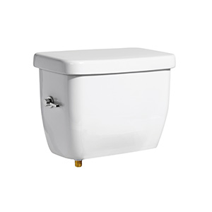 Niagara Ecologic 1.28 GPF White Flapperless Toilet Tank