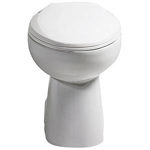 Niagara Stealth Round Toilet Bowl White