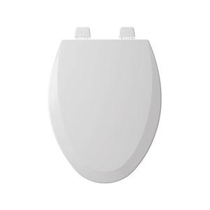 Church Wood Premium Elongated Toilet Seat White