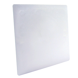 "Fluidmaster 8"" X 8"" White Plastic Access Panel"