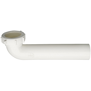 "PVC Slip Joint Waste Arm 1-1/2"" x 15"""