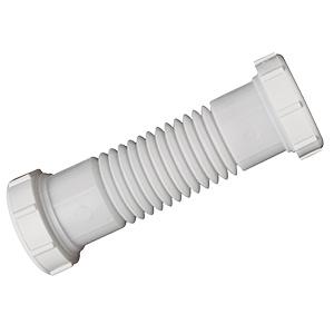 "Flexible PVC Slip Joint Coupling 1-1/2"" X 6"""