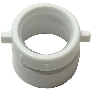 PVC Trap Adapter Slip Joint x Hub 1-1/2""