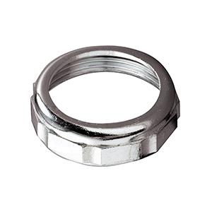 Metal Chrome Slip Joint Nuts 1-1/2""