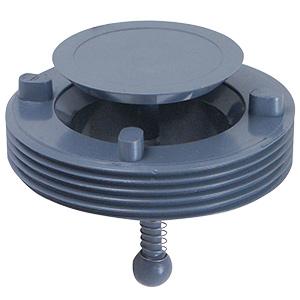 "3"" PVC Sewer Pressure Relief Plug"
