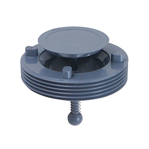"3-1/2"" PVC Sewer Pressure Relief Plug"