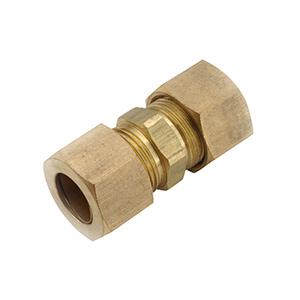 "5/8"" Brass Compression Union"