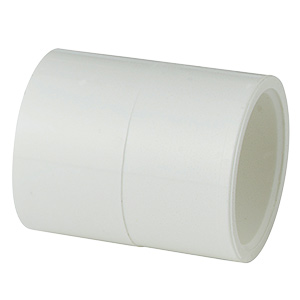 "PVC Sch 40 Slip Coupling 3/4"""