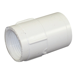 PVC Sch 40 Female Adapter 3/4""