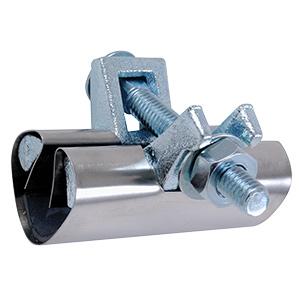 """1/2"""" Pipe Repair Clamp 3"""" Stainless Steel"""