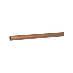 "Rigid Copper Pipe 1/2"" x 10 Ft - Type L"