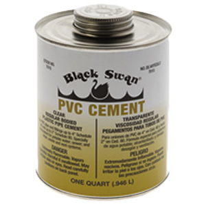 PVC Regular Bodied Cement 8 oz