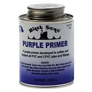 Purple PVC Primer 8 oz