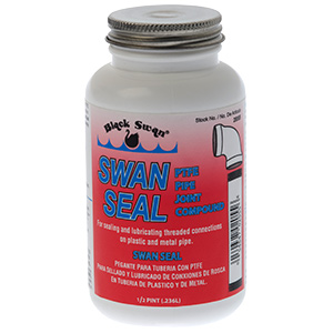 Teflon Pipe Thread Sealant 8 oz
