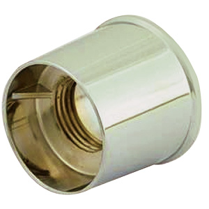 Crane Generic Chrome Escutcheon Extension