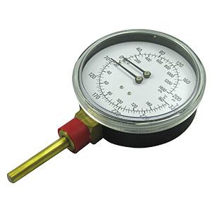 Temperature-Pressure Gauge