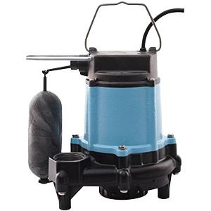 Little Giant Cast Iron Submersible Sewage Pump 1/3 HP