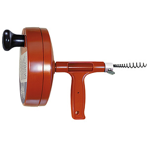General Spin-Thru 25 Ft Canister Auger
