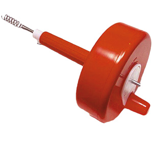 General Power Spin-Thru Drain Auger