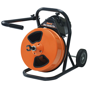 General Mini-Rooter Pro Drain Cleaning Machine