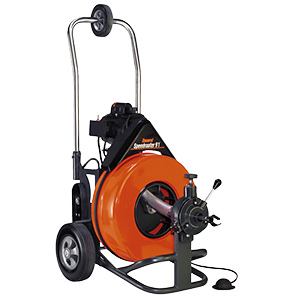 General Speedrooter 92 Drain Cleaning Machine