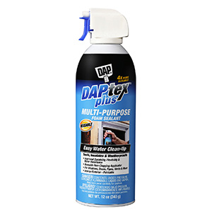 Dap DAPtex Insulating Multi-Purpose Foam Sealant
