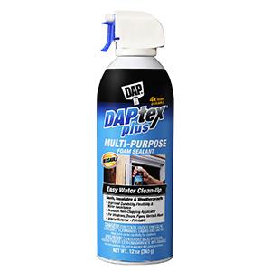 Dap DAPtex Insulating Multi-Purpose Foam Sealant