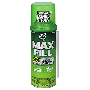 Touch 'n Foam Maximum Expanding Sealant 12oz Aerosol