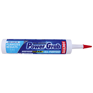Loctite Power Grab All-Purpose Construction Adhesive