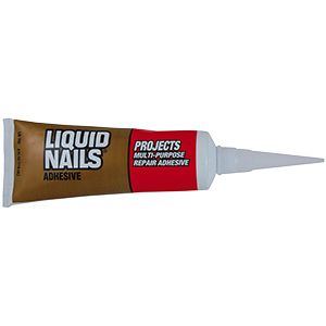 Liquid Nails Construction Adhesive 4 oz Squeeze Tube