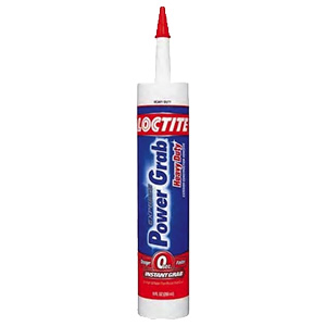 Loctite Power Grab Express Heavy Duty Construction Adhesive