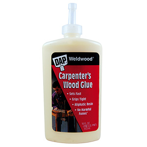 Dap Weldwood Carpenter's Wood Glue