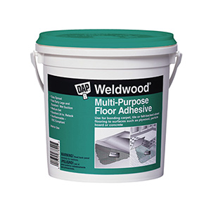 Weldwood Multi-Purpose Floor Adhesive Gallon