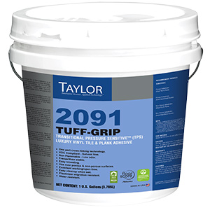 LVT Floor Tile Adhesive Gallon