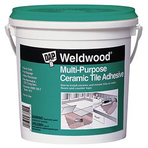 Dap Weldwood Ceramic Tile Adhesive