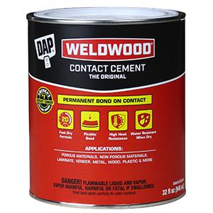 Dap Weldwood Contact Cement