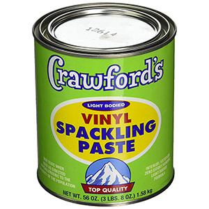 Crawford Spackling Paste