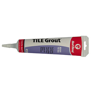 Red Devil White Pre-Mixed Tile Grout 5.5 oz Squeeze Tube
