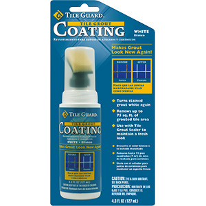 Tile Grout Coating White