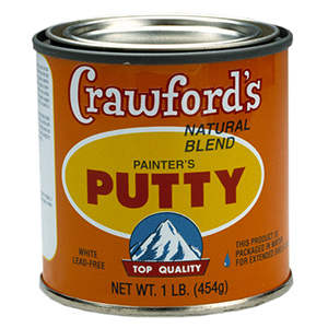 Crawford Natural Blend Painters Putty